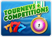 bingo liner promo tournaments competitions